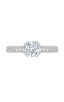 Shah Luxury Carizza Engagement ring CA0039E-37W product image