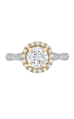 Shah Luxury Carizza Engagement ring CA0042E-37WY product image