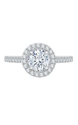 Shah Luxury Carizza Engagement ring CA0050E-37W product image