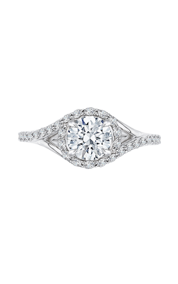 Shah Luxury Carizza Engagement ring CA0095E-37W product image