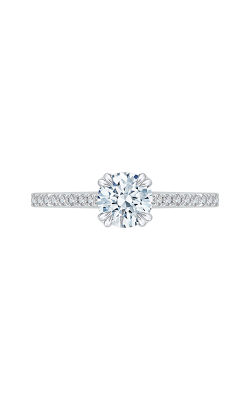 Shah Luxury Carizza Engagement ring CA0117E-37WY-1.00 product image