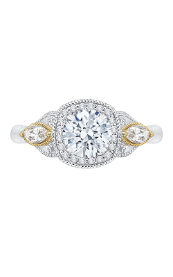 Shah Luxury Carizza Engagement ring CA0147E-37WY product image