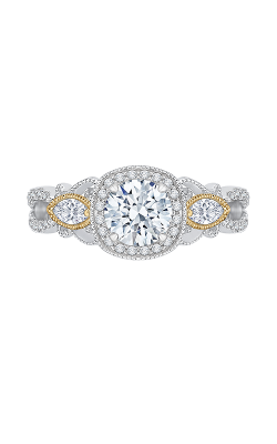 Shah Luxury Carizza Engagement ring CA0148EH-37WY product image