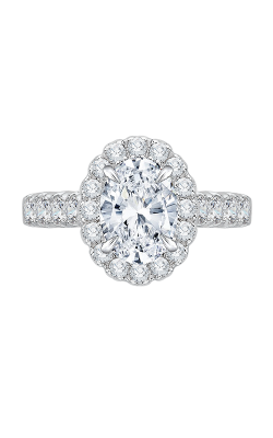 Shah Luxury Carizza Engagement ring CAO0037E-37W product image