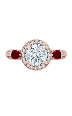 Shah Luxury Carizza Engagement ring CA0217E-R37P-1.50 product image