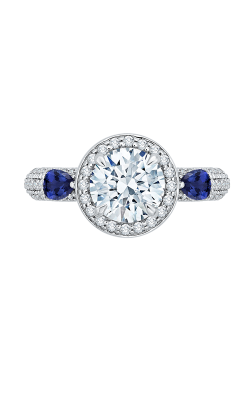Shah Luxury Carizza Engagement ring CA0217E-S37W-1.50 product image