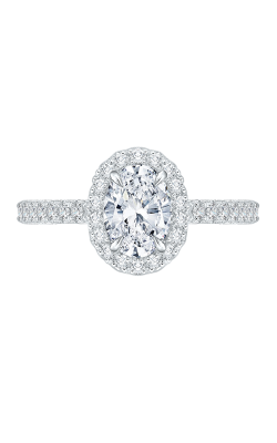 Shah Luxury Carizza Engagement ring CAO0085E-37W product image