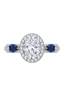 Shah Luxury Carizza Engagement ring CAO0217E-S37W-1.50 product image