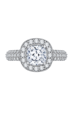 Shah Luxury Carizza Engagement ring CAU0086E-37W product image