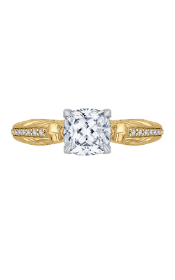 Shah Luxury Carizza Engagement ring CAU0203E-37WY-1.50 product image