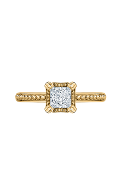 Shah Luxury Promezza Engagement ring PRP0074EC-Y-.50 product image