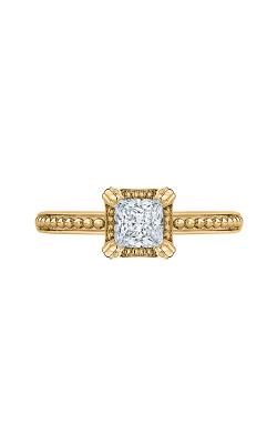 Shah Luxury Promezza Engagement ring PRP0074EC-Y-.50 product image