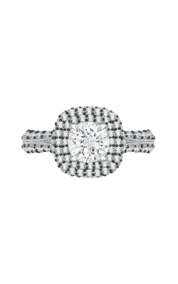 Shah Luxury Carizza Engagement Ring CA0036E-37WBK product image