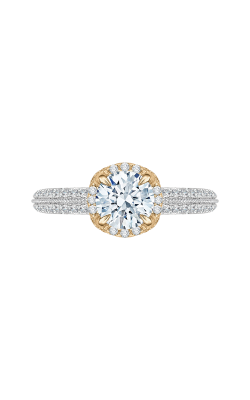 Shah Luxury Carizza Engagement Ring CA0045EK-37WY product image