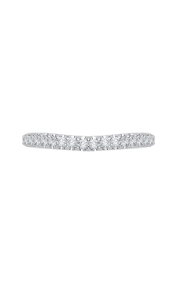 Shah Luxury Carizza Wedding Band CA0048BK-37W product image