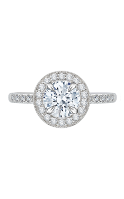 Shah Luxury Carizza Engagement Ring CA0058E-37W product image