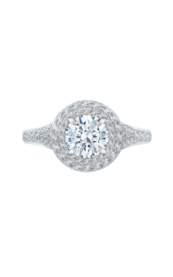 Shah Luxury Carizza Engagement Ring CA0062EK-37WP product image