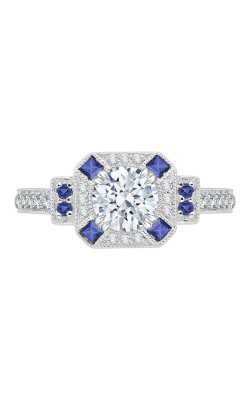 Shah Luxury Carizza Engagement Ring CA0063E-S37WY product image
