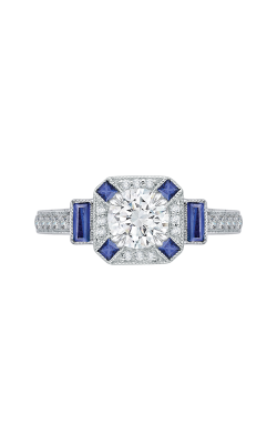 Shah Luxury Carizza Engagement Ring CA0064E-S37W product image