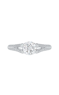 Shah Luxury Carizza Engagement Ring CA0066E-37W product image