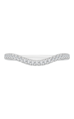 Shah Luxury Carizza Wedding Band CA0057BK-37W product image