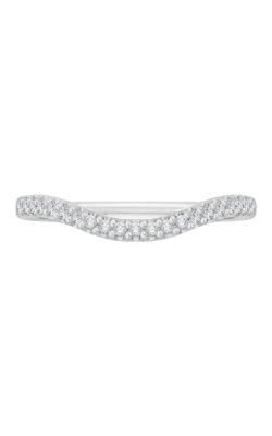 Shah Luxury Carizza Wedding Band CA0062BK-37W product image