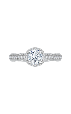Shah Luxury Carizza Engagement Ring CA0072EH-37W product image