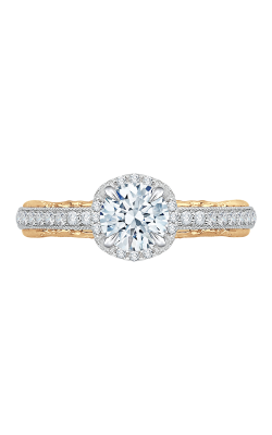 Shah Luxury Carizza Engagement Ring CA0072E-37WY product image