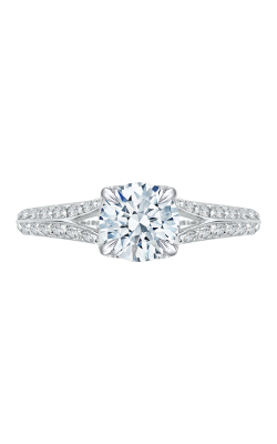Shah Luxury Carizza Engagement Ring CA0082E-37W-1.50 product image