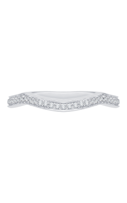 Shah Luxury Carizza Wedding Band CA0080BK-37W product image