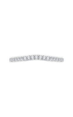 Shah Luxury Carizza Wedding Band CA0100BK-37W product image
