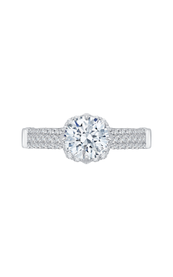 Shah Luxury Carizza Engagement Ring CA0099E-37W product image