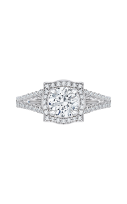 Shah Luxury Carizza Engagement Ring CA0100E-37W product image