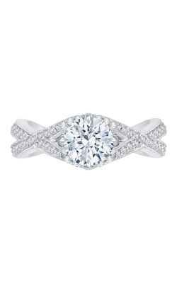 Shah Luxury Carizza Engagement Ring CA0105EK-37W product image