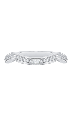 Shah Luxury Carizza Wedding Band CA0105BK-37W product image