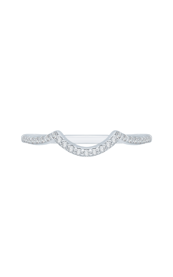 Shah Luxury Carizza Wedding Band CA0110BK-37W-1.00 product image