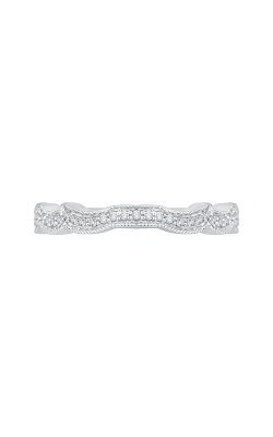 Shah Luxury Carizza Wedding Band CA0113BK-37W-1.00 product image