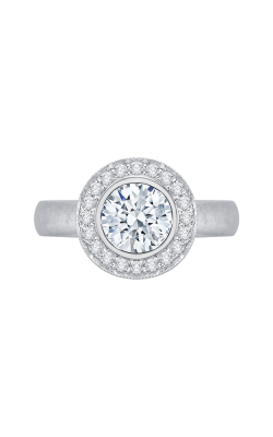 Shah Luxury Carizza Engagement Ring CA0107E-37W product image