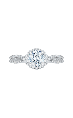 Shah Luxury Carizza Engagement Ring CA0110E-37W-1.00 product image