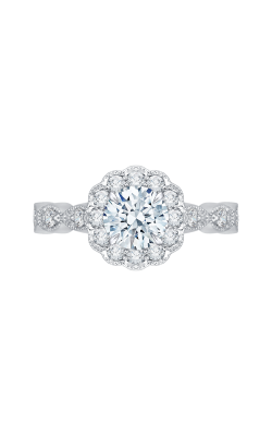 Shah Luxury Carizza Engagement Ring CA0113E-37W-1.00 product image