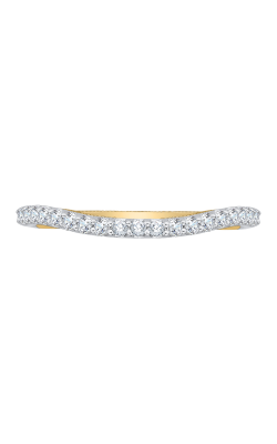 Shah Luxury Carizza Wedding Band CA0123BK-37WY product image
