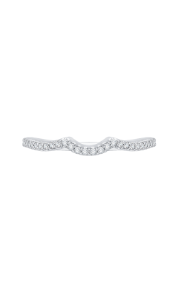 Shah Luxury Carizza Wedding Band CA0125BHK-37W product image