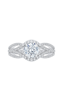 Shah Luxury Carizza Engagement Ring CA0125EH-37W product image