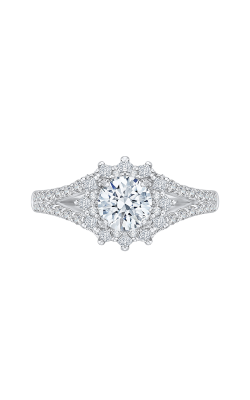 Shah Luxury Carizza Engagement Ring CA0129E-37W product image