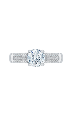 Shah Luxury Carizza Engagement Ring CA0130E-37W product image