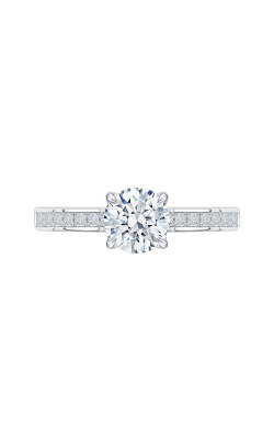 Shah Luxury Carizza Engagement Ring CA0132EH-37W product image