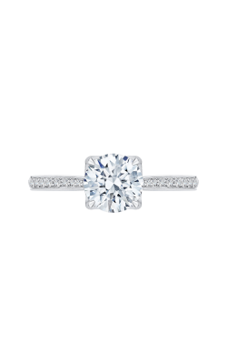 Shah Luxury Carizza Engagement Ring CA0136EH-37W-1.50 product image