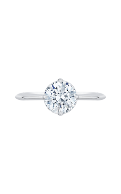 Shah Luxury Carizza Engagement Ring CA0138EK-37W-1.50 product image