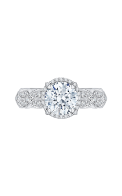 Shah Luxury Carizza Engagement ring CA0143EQK-37W product image