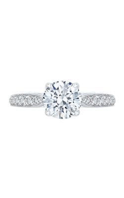 Shah Luxury Carizza Engagement ring CA0151EQ-37W-1.50 product image